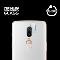 Brando Workshop Premium Tempered Glass Protector (OnePlus 6 - Rear Camera)