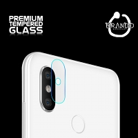 Brando Workshop Premium Tempered Glass Protector (Xiaomi Mi 8 - Rear Camera)
