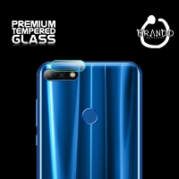 Brando Workshop Premium Tempered Glass Protector (Huawei Honor 7C - Rear Camera)