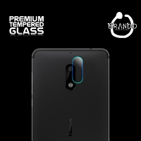 Brando Workshop Premium Tempered Glass Protector (Nokia 6 - Rear Camera)