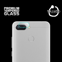 Brando Workshop Premium Tempered Glass Protector (Xiaomi Redmi 6 - Rear Camera)