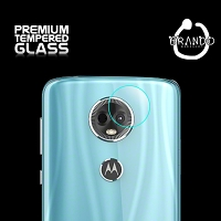 Brando Workshop Premium Tempered Glass Protector (Motorola Moto E5 Plus - Rear Camera)