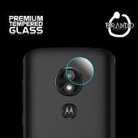 Brando Workshop Premium Tempered Glass Protector (Motorola Moto E5 Play - Rear Camera)