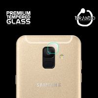 Brando Workshop Premium Tempered Glass Protector (Samsung Galaxy A6 (2018) - Rear Camera)