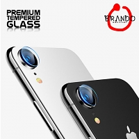 Brando Workshop Premium Tempered Glass Protector (iPhone XR 6.1 - Rear Camera)
