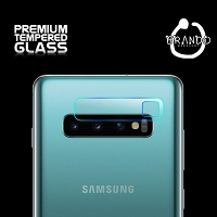 Brando Workshop Premium Tempered Glass Protector (Samsung Galaxy S10+ - Rear Camera)