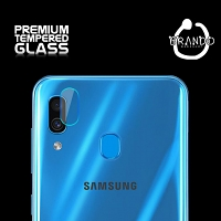 Brando Workshop Premium Tempered Glass Protector (Samsung Galaxy A30 - Rear Camera)