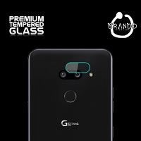 Brando Workshop Premium Tempered Glass Protector (LG G8 ThinQ - Rear Camera)