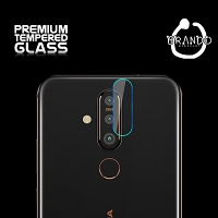 Brando Workshop Premium Tempered Glass Protector (Nokia X71 - Rear Camera)