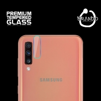 Brando Workshop Premium Tempered Glass Protector (Samsung Galaxy A70 - Rear Camera)