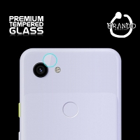 Brando Workshop Premium Tempered Glass Protector (Google Pixel 3a - Rear Camera)