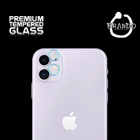 Brando Workshop Premium Tempered Glass Protector (iPhone 11 (6.1) - Rear Camera)