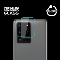 Brando Workshop Premium Tempered Glass Protector (Samsung Galaxy S20 Ultra - Rear Camera)