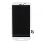 Samsung Galaxy S III I9300 Replacement LCD Display With Touch Panel - White