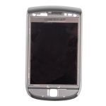 BlackBerry Torch 9800 Replacement LCD Display with Front Cover