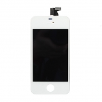 iPhone 4S Replacement LCD Display With Touch Panel - White