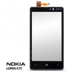 Nokia Lumia 820 Replacement Touch Screen