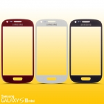 Samsung Galaxy S III Mini Replacement Glass Lens