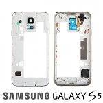 Samsung Galaxy S5 Replacement Middle Housing