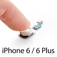 iPhone 6 / 6 Plus Replacement Home Button with Fingerprint Sensor