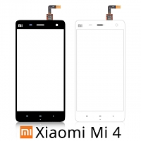 Xiaomi Mi 4 Replacement Touch Screen