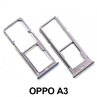 OPPO A3 Replacement SIM Card Tray