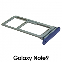 Samsung Galaxy Note9 Replacement SIM Card Tray
