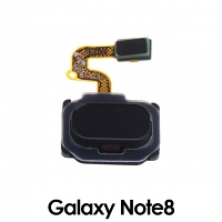 Samsung Galaxy Note8 Replacement Home Button with Fingerprint Sensor