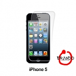Brando Workshop Premium Tempered Glass Protector (Rounded Edition) (iPhone 5)