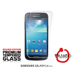Brando Workshop Premium Tempered Glass Protector (Rounded Edition) (Samsung Galaxy S4 mini I9190)