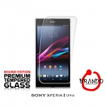 Brando Workshop Premium Tempered Glass Protector (Rounded Edition) (Sony Xperia Z Ultra)
