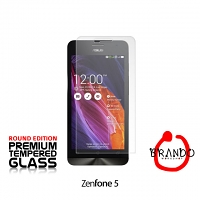 Brando Workshop Premium Tempered Glass Protector (Rounded Edition) (Asus Zenfone 5)