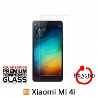 Brando Workshop Premium Tempered Glass Protector (Rounded Edition) (Xiaomi Mi 4i)