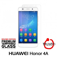 Brando Workshop Premium Tempered Glass Protector (Rounded Edition) (Huawei Honor 4A)