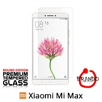 Brando Workshop Premium Tempered Glass Protector (Rounded Edition) (Xiaomi Mi Max)
