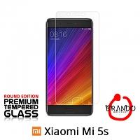 Brando Workshop Premium Tempered Glass Protector (Rounded Edition) (Xiaomi Mi 5s)