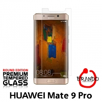 Brando Workshop Premium Tempered Glass Protector (Rounded Edition) (Huawei Mate 9 Pro)