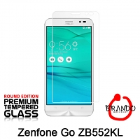 Brando Workshop Premium Tempered Glass Protector (Rounded Edition) (Asus Zenfone Go ZB552KL)