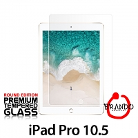 Brando Workshop Premium Tempered Glass Protector (Rounded Edition) (iPad Pro 10.5)