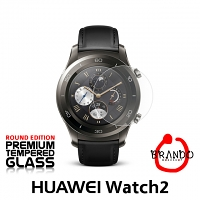 Brando Workshop Premium Tempered Glass Protector (Rounded Edition) (Huawei Watch2)