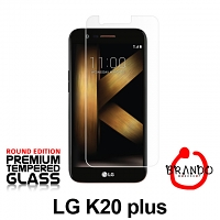Brando Workshop Premium Tempered Glass Protector (Rounded Edition) (LG K20 plus)