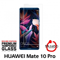 Brando Workshop Premium Tempered Glass Protector (Rounded Edition) (Huawei Mate 10 Pro)