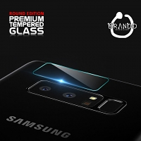 Brando Workshop Premium Tempered Glass Protector (Rounded Edition) (Samsung Galaxy Note8 - Rear Camera)