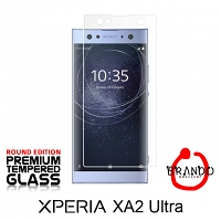 Brando Workshop Premium Tempered Glass Protector (Rounded Edition) (Sony Xperia XA2 Ultra)