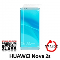 Brando Workshop Premium Tempered Glass Protector (Rounded Edition) (Huawei Nova 2s)