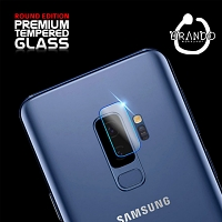 Brando Workshop Premium Tempered Glass Protector (Rounded Edition) (Samsung Galaxy S9+ - Rear Camera)