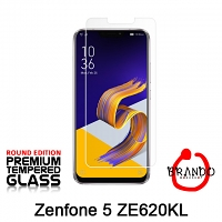Brando Workshop Premium Tempered Glass Protector (Rounded Edition) (Asus Zenfone 5 ZE620KL)