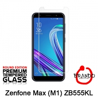 Brando Workshop Premium Tempered Glass Protector (Rounded Edition) (Asus Zenfone Max (M1) ZB555KL)