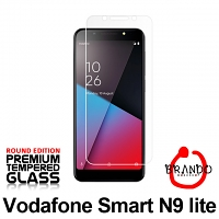 Brando Workshop Premium Tempered Glass Protector (Rounded Edition) (Vodafone Smart N9 lite)
