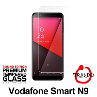 Brando Workshop Premium Tempered Glass Protector (Rounded Edition) (Vodafone Smart N9)